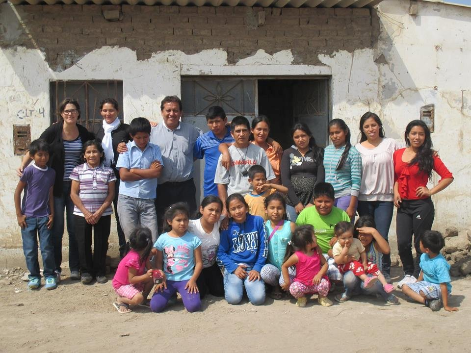 Chiclayo - Diocese of Peru - Winter 2014 - A